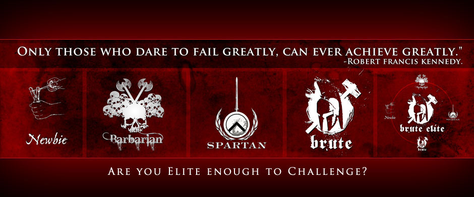 Brute Challenges