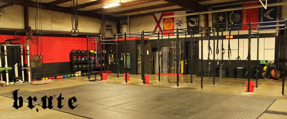 Brute Gym Inside