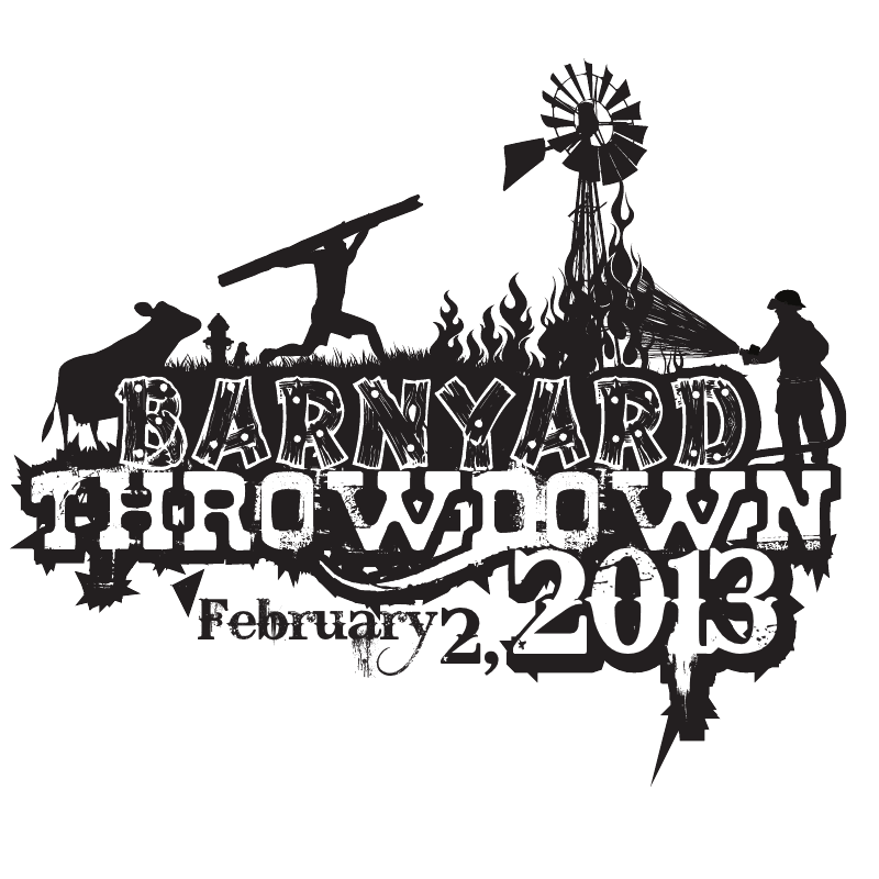 Barnyard Throwdown 2013